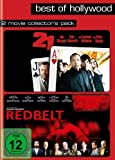 Best of Hollywood: 2 Movie Collector's Pack (21 / Redbelt) [2 DVDs] - Kevin Spacey, Jim Sturgess