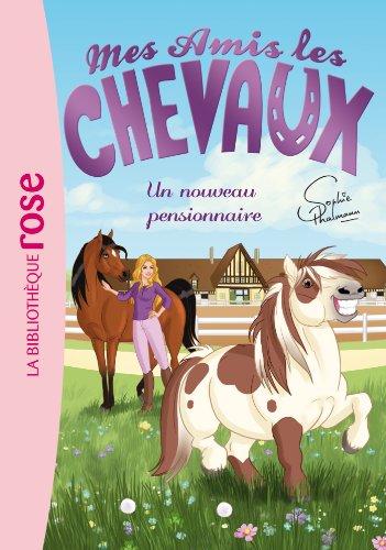 Mes amis les chevaux, tome 1 : Un nouveau pensionnaire