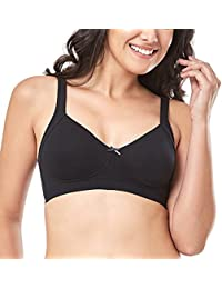 every dé by amanté Women's T-Shirt Non Padded Non Wired Bra
