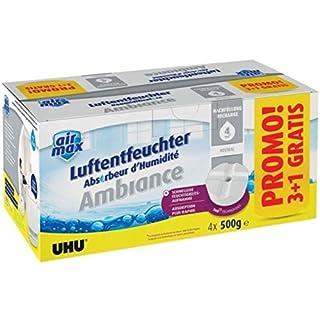 UHU Nachfülltabs airmax Ambiance, Promopack 3 + 1 GRATIS