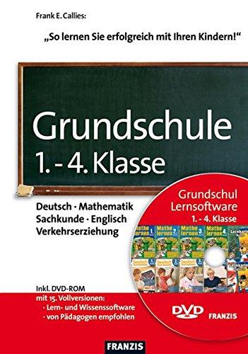 Grundschule 1.-4. Klasse: Deutsch, Mathematik, Sachkunde, Englisch, Verkehrerziehung