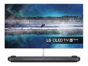 "LG OLED77W9 77"" Picture on Wall OLED 4K TV"