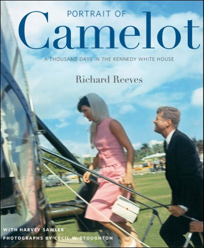 Portrait of Camelot: A Thousand Days in the Kennedy White House (English Edition) (Camelot Portrait Of)