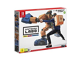 Labo: Toy-Con 02 Robo-Set [Nintendo Switch]