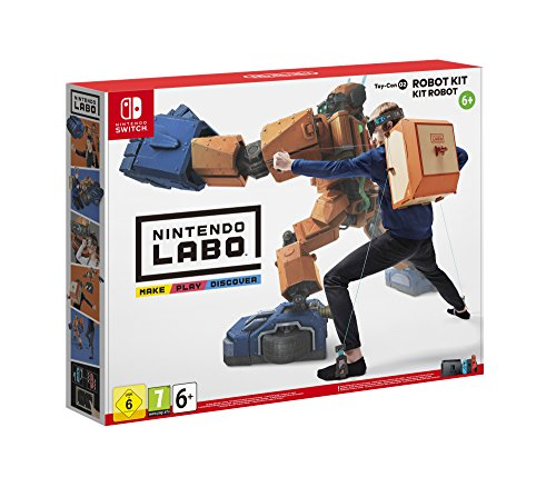 Nintendo Labo: Kit Robot  - Nintendo Switch