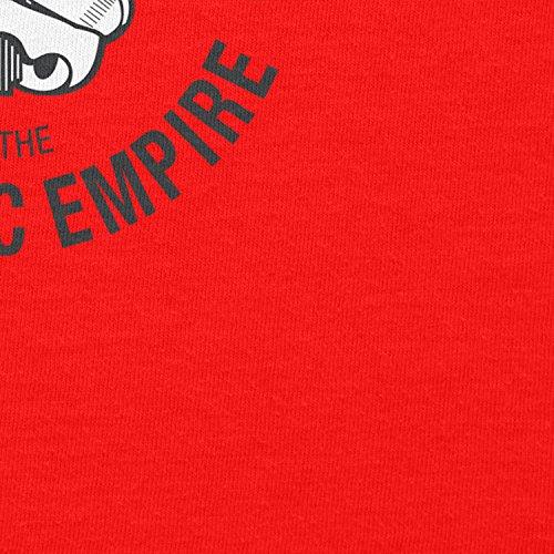 NERDO - Elite Soldiers - Herren T-Shirt Rot