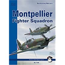 Montpellier Fighter Squadron 1940 (MMP: Blue)