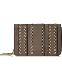 181-2salet.a, Womens Top-Handle Bag, Brown (Taupe), 6x14x21 cm (W x H L) Morgan