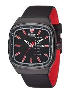 DETOMASO Herren-Armbanduhr Analog Quarz DT2053-B