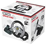 The PS3/PS2/PC Drive Pro V16 Realistic Racing wheel is a high quality top of the line Racing wheel. It includes up/down/rear gearstick and brake LED bar. Includes a fully programable button console and accelerator LED bar. The steering wheel is made ...