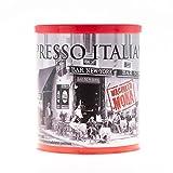 24 x 250g New York Lattina 100% Arabica Macinato Moka Kaffee Espresso fein gemahlen