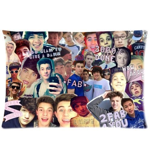 magcon-boys-shawn-mendes-design-custom-home-pillow-case-cover-2030-inch-twin-sides-print-z-437