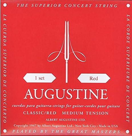 Guitares Classiques - Jeu de cordes guitare classique - Augustine