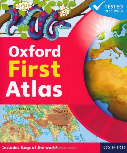 Oxford First Atlas Paperback 2011