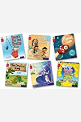 Oxford Reading Tree Story Sparks: Oxford Level 4: Mixed Pack of 6 Paperback