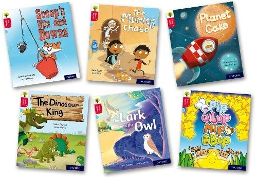 Oxford reading tree the best amazon price in savemoney oxford reading tree story sparks oxford level 4 mixed pack of 6 fandeluxe Gallery