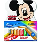 Giotto Mickey mouse - pastels Multi