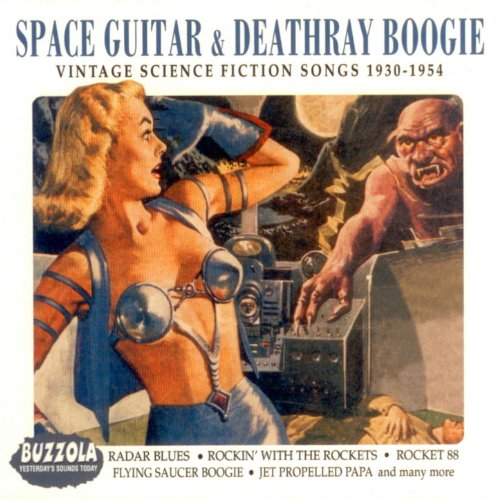Space Guitar & Deathray Boogie...