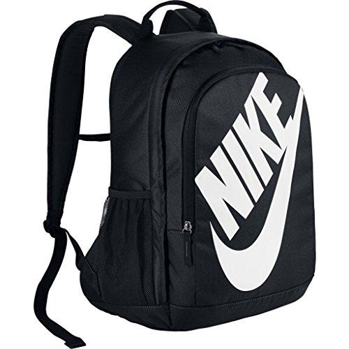 Nike Nk Hayward Futura Bkpk-Solid, Zaino in Poliestere Uomo, Nero Black/White, Taglia Unica