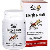 Edis Energie & Kraft Traubenzucker Tabs Nr. 25 (75g) Sanddorn/Orange, Schweizer Bachblüten, in Faltschachtel preisvergleich bei billige-tabletten.eu