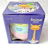 Best GENERIC Kids Birthday Gifts - K&M World Animal Praradise Cartoon Bowl Set of Review