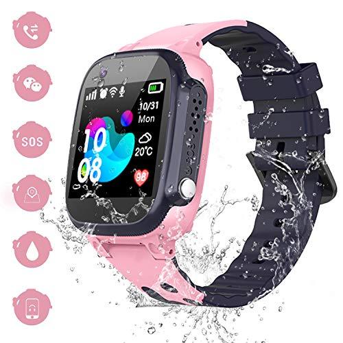 Reloj Inteligente Smartwatch Niños - IP67 Impermeable