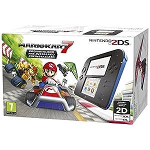 Consola Nintendo 2DS + Mario Kart 7 (Preinstalado)