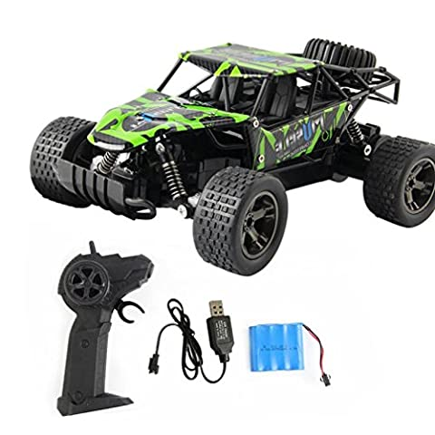 Remote Control Buggy,1:20 2WD High Speed RC Racing Car 4WD Remote Control Truck Off-Road Buggy Toys(A) by TigerTrading