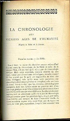 LA CHRONOLOGIE DES PREMIERS AGES DE L'HUMANITE d'apres la Bible et la Science / La persécution de Gallus et celle de valérien (III-II) - A suivre.