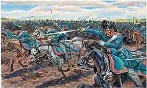 Italeri 6081S  - Guerras Napoleónicas - Caballería Prusiana