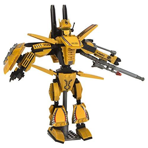 Ausini - Juego de construcción Robot con soporte - 266 piezas (ColorBaby 40749)