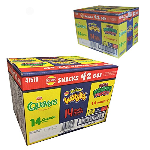walkers-snack-42-pack-variety-crisp-box-wotsits-quavers-monster-munch