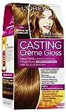 L'Oréal Paris Casting Crème Gloss Glanz-Reflex-Intensivtönung 630 in Caramel