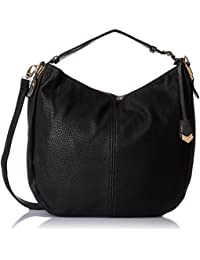 Gussaci Italy Women's Handbag (Black) (GUS070)