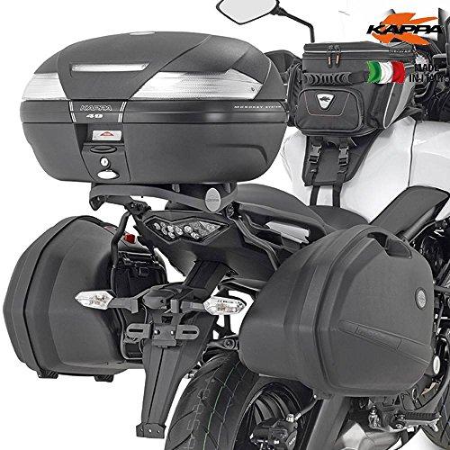 Kappa - Klx4114 Soporte Maletas Laterales Kawasaki