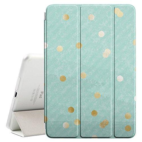 yoyocovers-for-ipad-mini-2-3-4-smart-cover-mit-an-aus-funktion-gold-white-flakes-diagonal-stripes