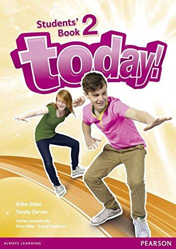 Today! 2 Students' Book por Brian Abbs