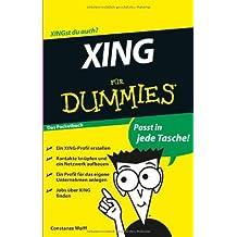 Xing für Dummies Das Pocketbuch by Constanze Wolff (2012-04-11)