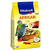 Vitakraft Daily Nutrition for African Parrots, 750 gm