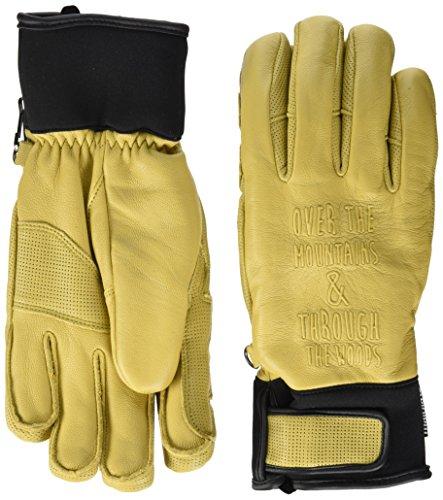 Maloja Damen KeelM. Handschuhe, Charcoal 8126, L