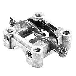 Gorgeri Kipphebel Nockenwellenhalter Eisen + Aluminiumhalter Kipphebel für GY6 125ccm 150ccm 152QMI 157QMJ Motor