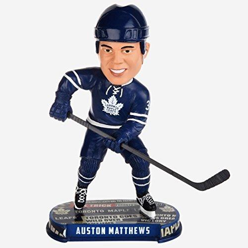 FOCO Toronto Maple Leafs Matthews A. #34 Headline Bobble