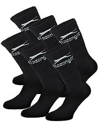 Slazenger Men's Golf Socks 6Pairs Moisture Regulating