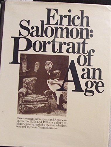 Portrait of an Age par SALOMON ERICH
