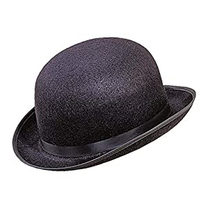 WIDMANN vd-wdm2479l Sombrero Grande de Fieltro, Color Negro, Talla única