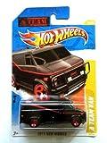 2011 Hot Wheels A Team Van Black #39/244 by Hot Wheels