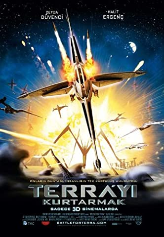 Battle for Terra Plakat Movie Poster (27 x 40 Inches - 69cm x 102cm) (2009) Turkish