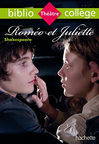 Bibliocollège Roméo Et Juliette nº71 par William Shakespeare