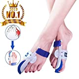 Kemei Hallux Valgus & Bunion Correction Pads One Pair Pain Relief & Correction