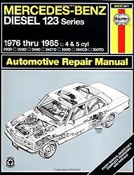 Mercedes Benz Diesel Automotive Repair Manual: 123 Series, 1976 thru 1985 (Haynes Repair Manual) by Larry Warren (1986-08-02)